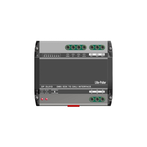 LITEPUTER DP-DL01D EDX/DMX512 to DALI Interface